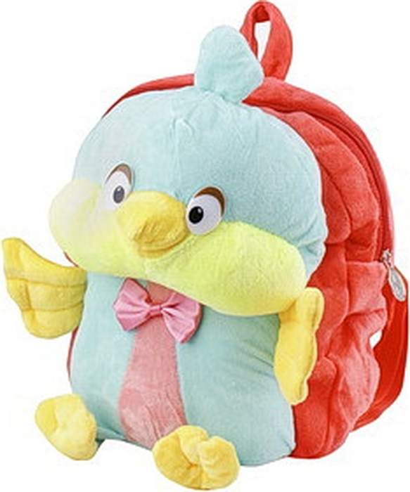 Рюкзак для девочки KENKA, красный. HP_48500_redHP_48500_redДошкольный рюкзак KENKA выполнен в виде очаровательной мягкой игрушки, имеет отделение на застежке-молнии. Рюкзак оснащен лямками регулируемой длины. Такой рюкзак идеально подойдет для хранения важных вещей, которые так необходимы детям на детской площадке, во время прогулки или на пикнике.