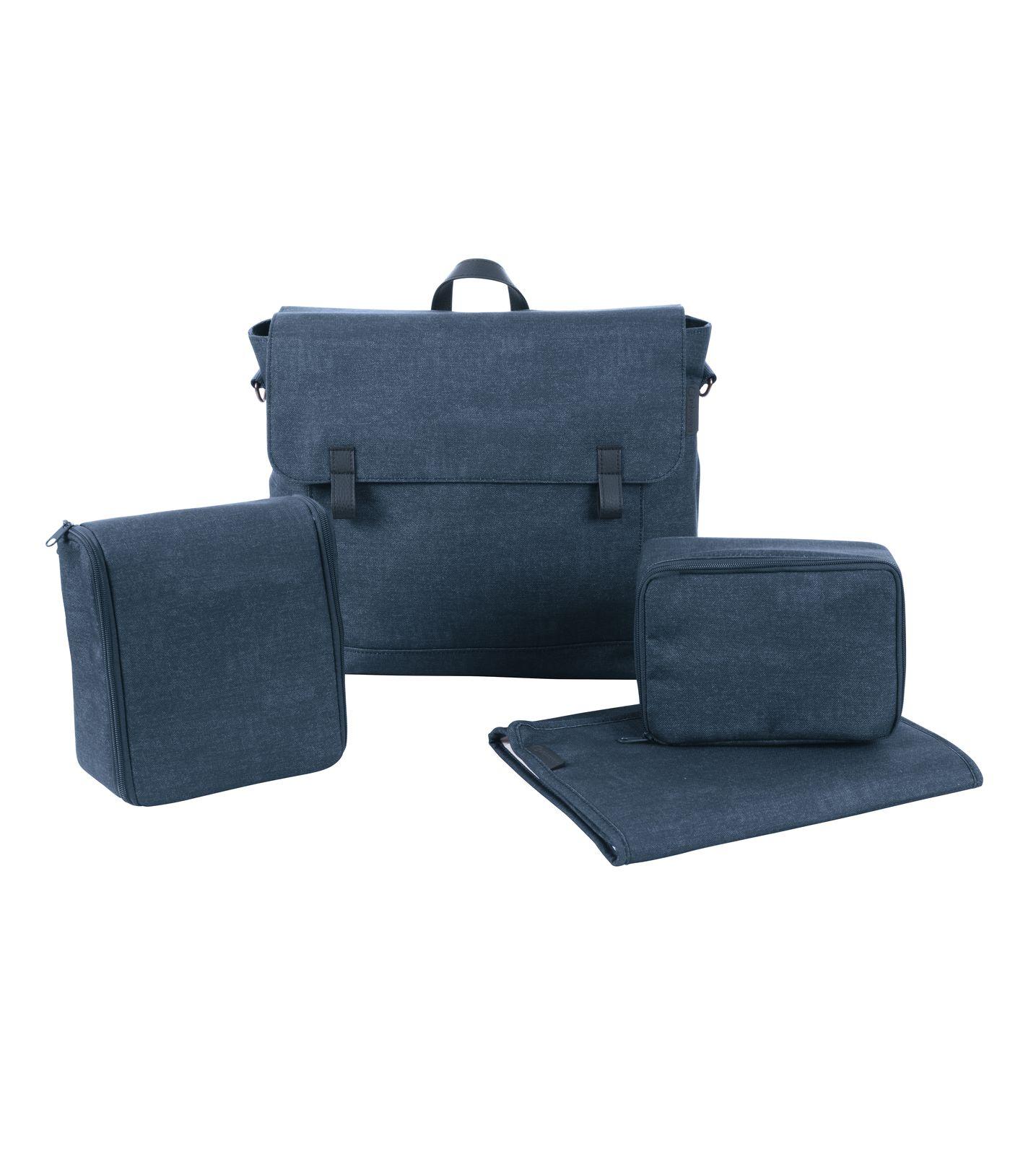 Фото - Аксессуар для колясок Bebe Confort MODERN BAG 1632243210 синий контейнер для детского питания bebe confort 90653 салатовый