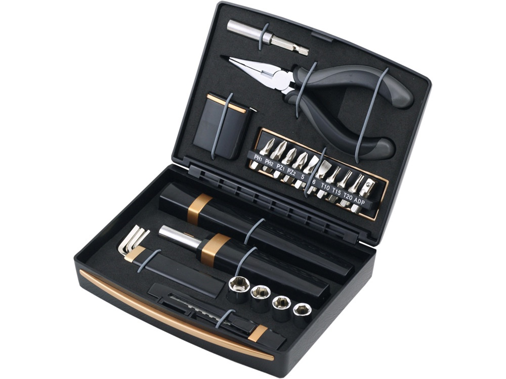 Набор инструментов Oasis Голиаф, 496537, черный набор инструментов oasis jack 496807 оранжевый