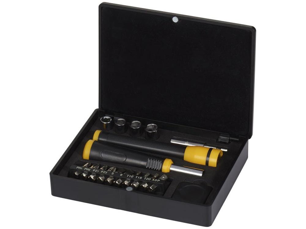 """Набор инструментов Stac """"Tools&Torches"""", 10432500, черный"""