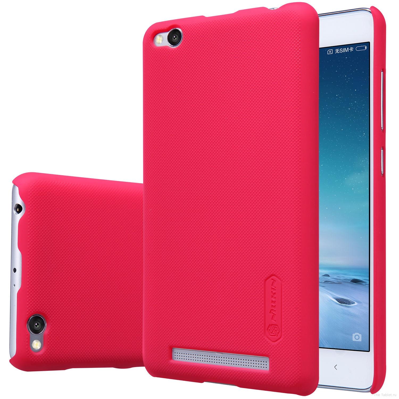 Чехол для сотового телефона Nillkin Накладка Frosted Xiaomi Redmi 4A Gold, красный чехол для сотового телефона nillkin накладка frosted xiaomi redmi 4a black черный