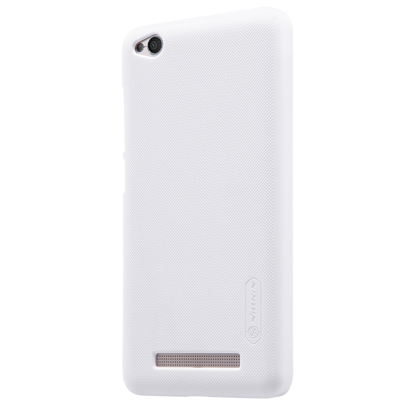 Чехол для Xiaomi Redmi 4A Накладка Frosted Xiaomi Redmi 4A White чехол клип кейс nillkin super frosted для xiaomi redmi 4a черный