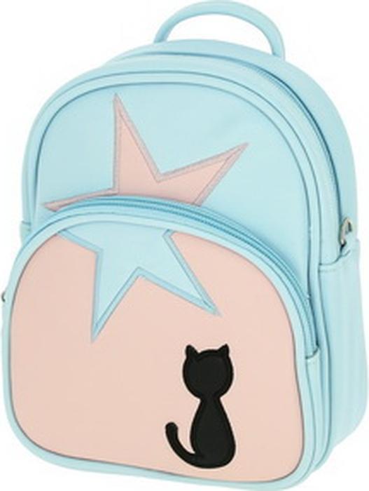 Сумка для девочки KENKA, голубой. VH_985_blue рюкзак kenka рюкзак