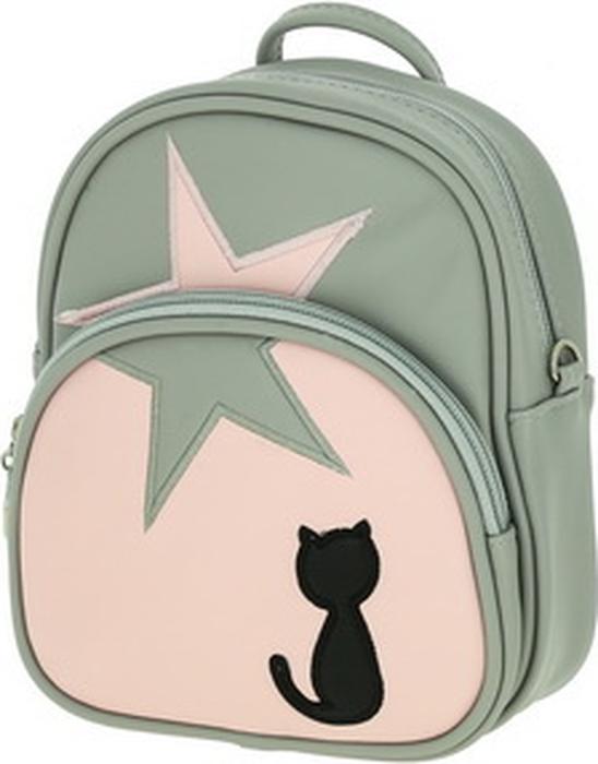 Сумка для девочки KENKA, серый. VH_985_grey рюкзак kenka рюкзак