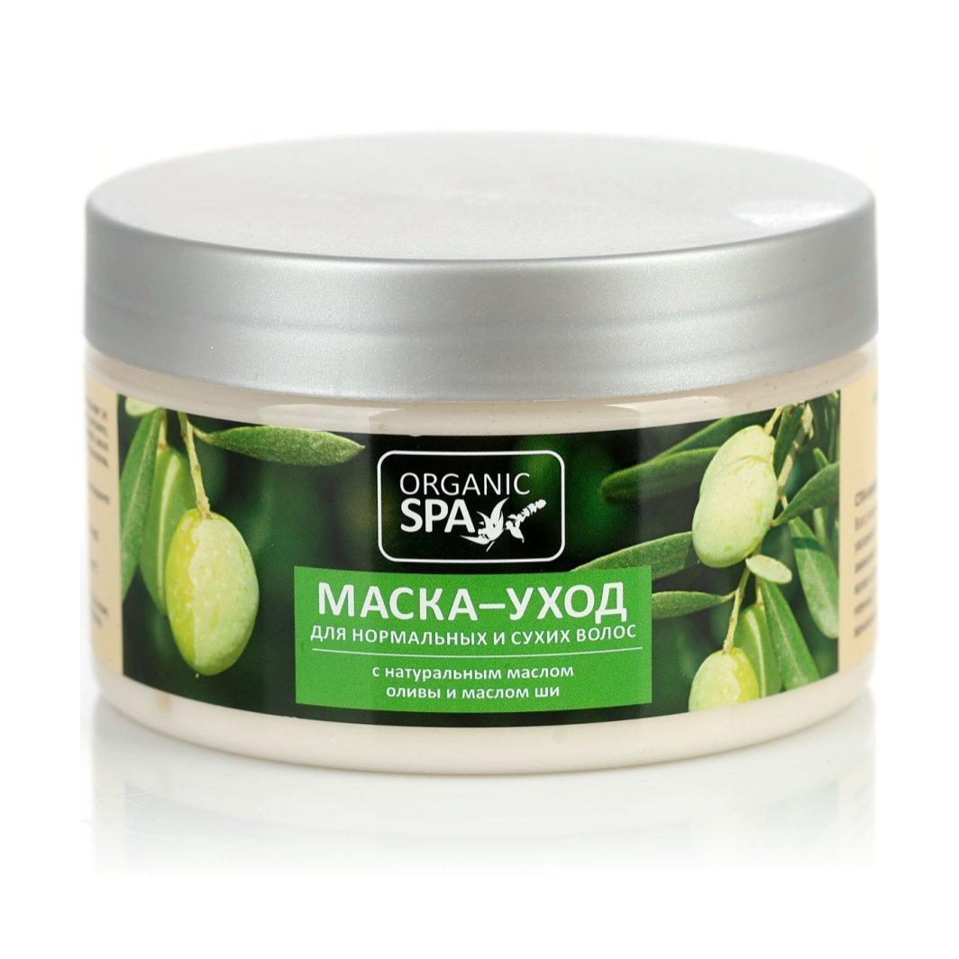 Маска для волос Organic spa олива, 2764607010967154Восстанавливающая крем-маска, обогащённая маслом ши, араганы, оливы и жожоба, увлажняет волосы и придаёт ослепительный блеск. Комплекс лекарственных трав в сочетании с комплексом аминокислот и лецитином насыщает волосы кератином и восстанавливает стержень волоса.