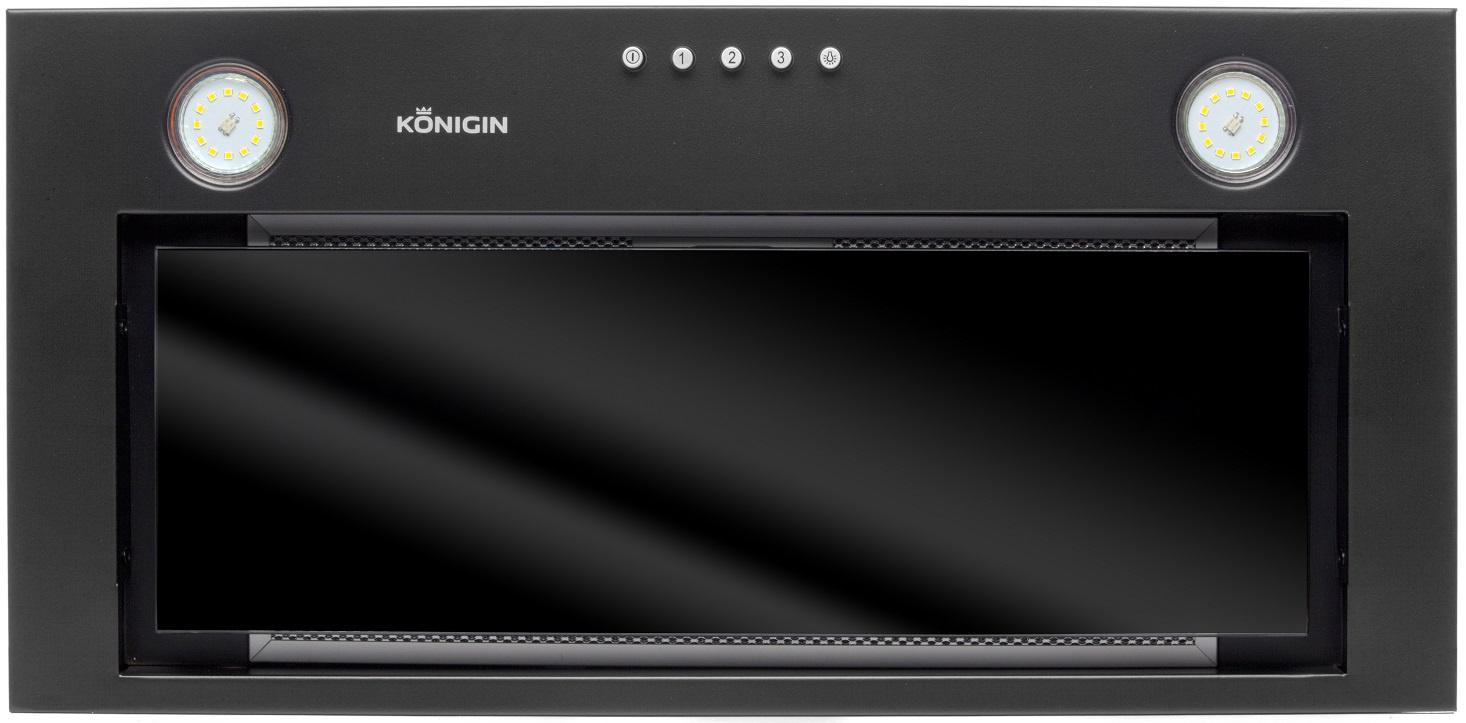Вытяжка Konigin Next (Black 60), черный