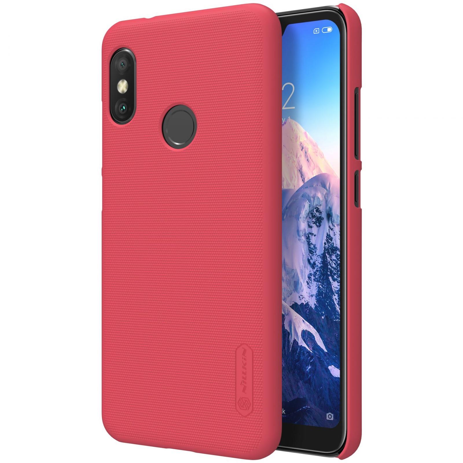 Чехол для сотового телефона Nillkin Накладка Frosted Xiaomi Redmi S2 Red, красный