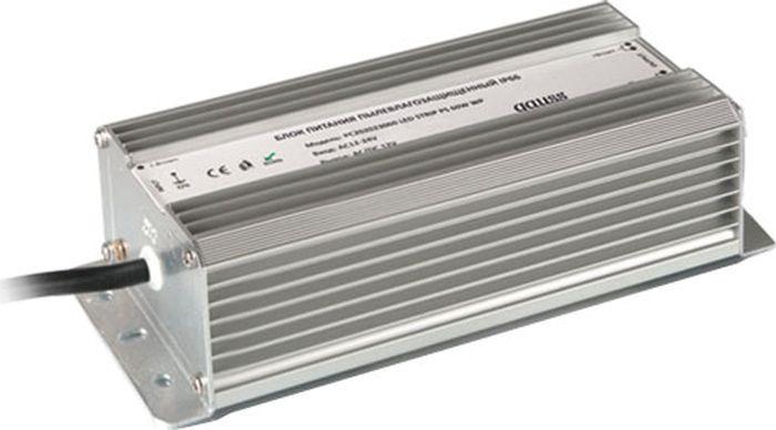 Блок питания Gauss для светодиодной ленты пылевлагозащищенный, 202023060, 60W, 12V, IP66, 1/20 блок питания для светодиодной ленты gauss 202003040
