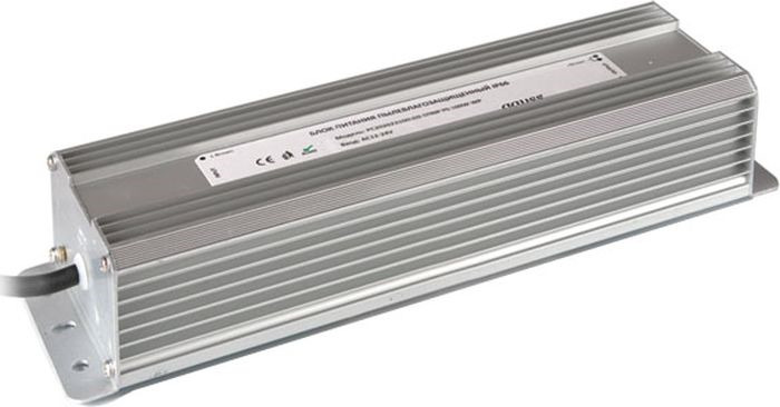 Блок питания Gauss для светодиодной ленты пылевлагозащищенный, 202023100, 100W, 12V, IP66, 1/15 блок питания для светодиодной ленты gauss 202003040