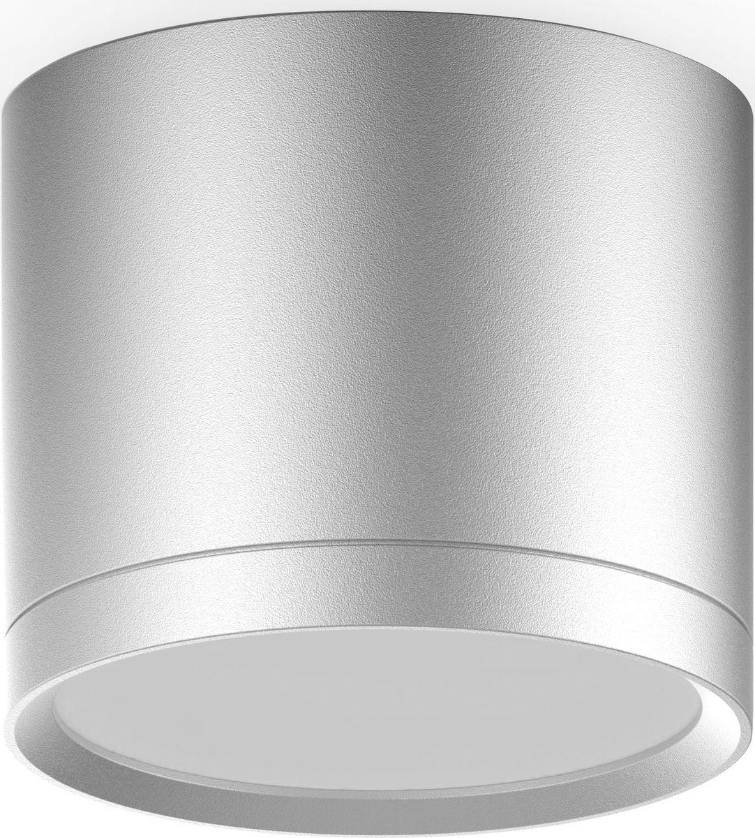 Накладной светильник Gauss Overhead LED с рассеивателем, HD020, 10W, 4100K, 720Лм, 1/30