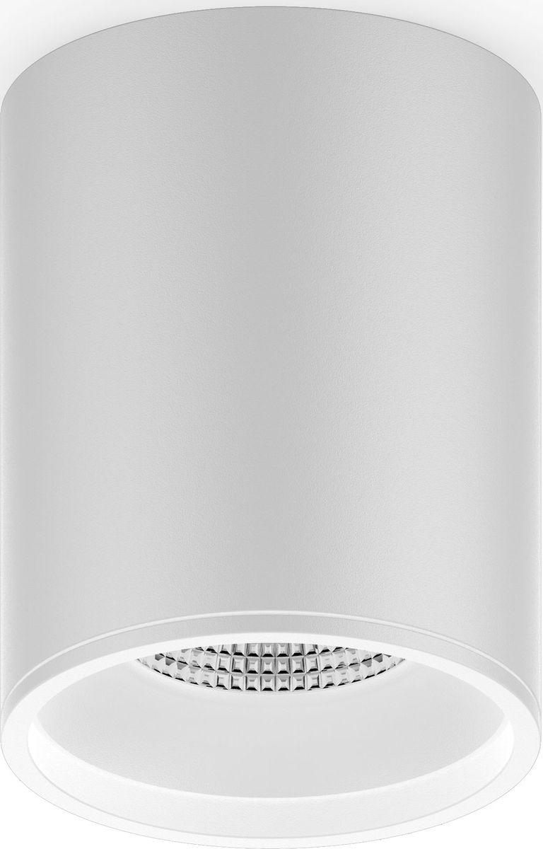Накладной светильник Gauss Overhead LED, HD011, 12W, 4100K, 920Лм, 1/30