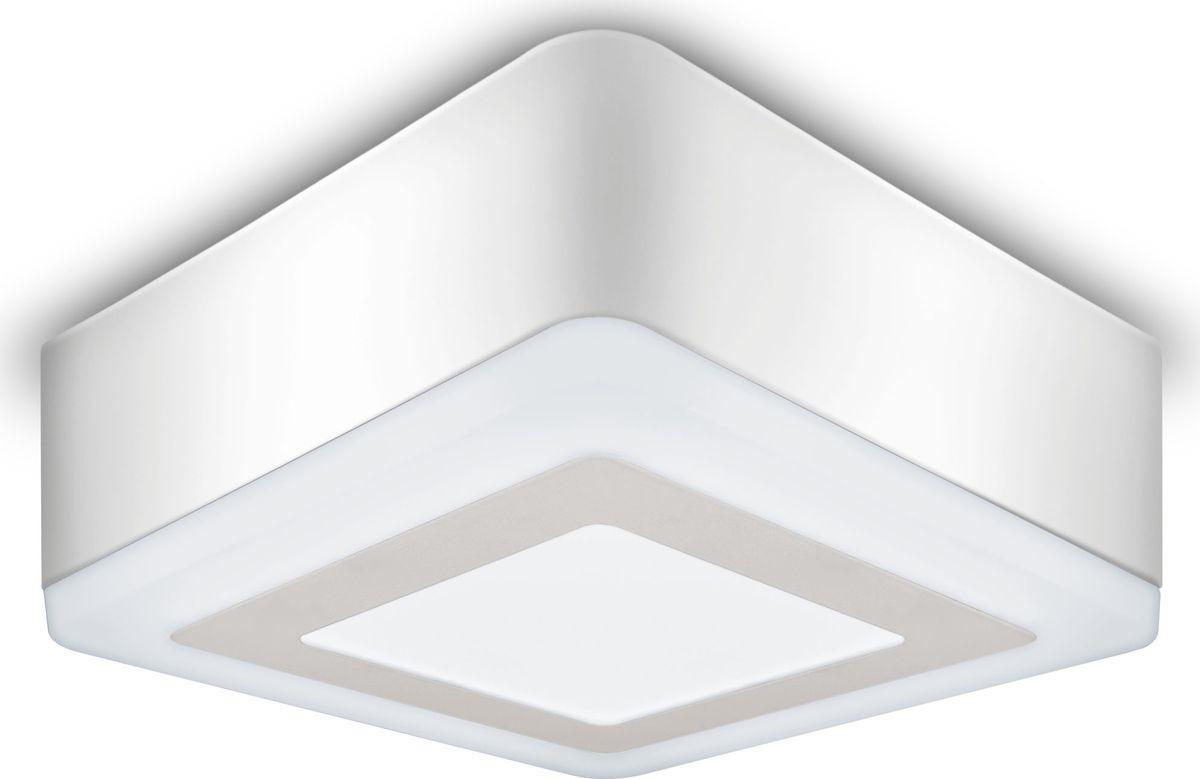 Накладной светильник Gauss Backlight LED, BL223, 6+3W, 4000K, 1/30 gauss встраиваемый светильник gauss backlight bl135 кругл узор черный gu5 3 3w led 4000k 1 40 bl135