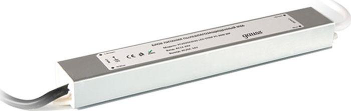 Блок питания Gauss для светодиодной ленты пылевлагозащищенный, 202023040, 40W, 12V, IP66, 1/50 блок питания для светодиодной ленты gauss 202003040