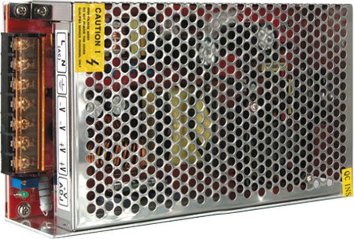 Фото - Светодиодная лента Gauss LED Strip PS 150W, 12V, 1/28, 150 Вт блок питания accord atx 1000w gold acc 1000w 80g 80 gold 24 8 4 4pin apfc 140mm fan 7xsata rtl