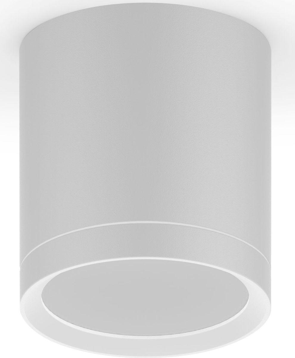 Накладной светильник Gauss LED с рассеивателем 6W, 3000K, 400Лм, 1/30, 6 Вт светильники для сада led