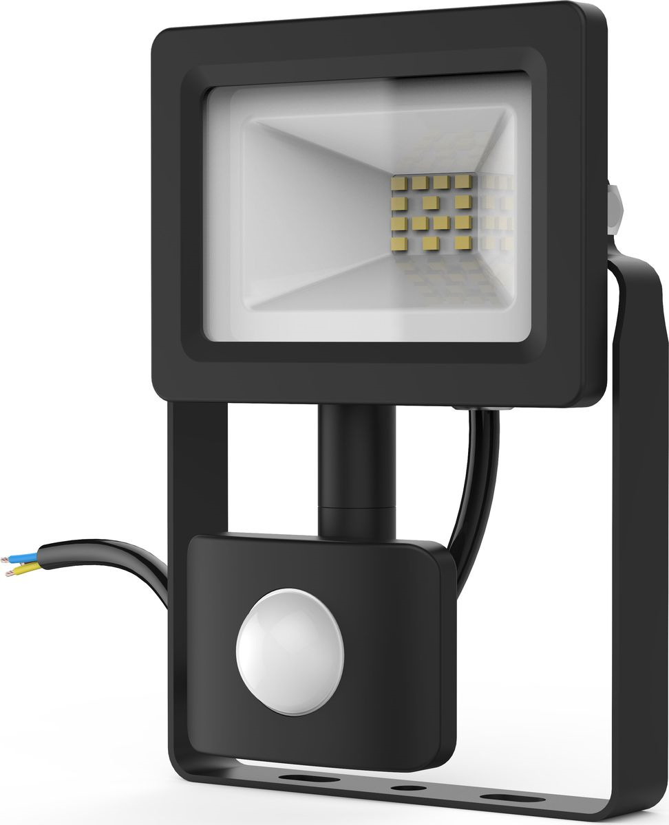 Прожектор Gauss Elementary LED светодиодный, 628511310, 10W, 700Лм, IP65, 6500К, 1/40