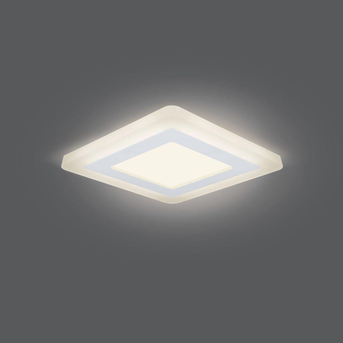 цена на Светильник Gauss Backlight LED, BL122, 6+3W, 3000K, 540Лм, 1/40