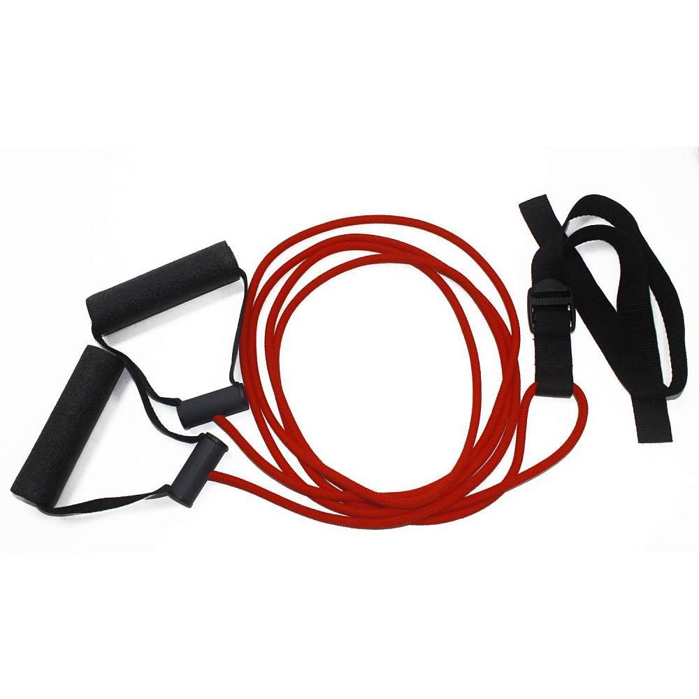 Эспандер BodyForm BF-EUN01, BF-EUN01-08, красный цена