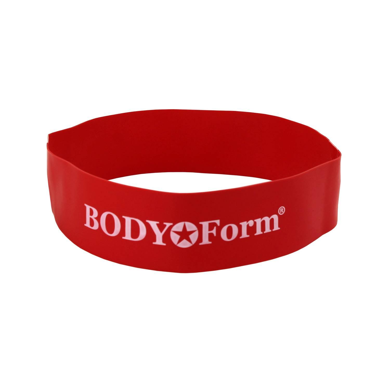 Эспандер BodyForm BF-RL100, BF-RL100-04, красный скакалка bodyform bf sk09 01 красный