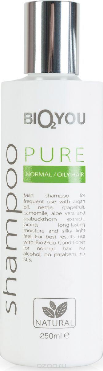 Шампунь для волос BIO2YOU PURE для нормальных волос