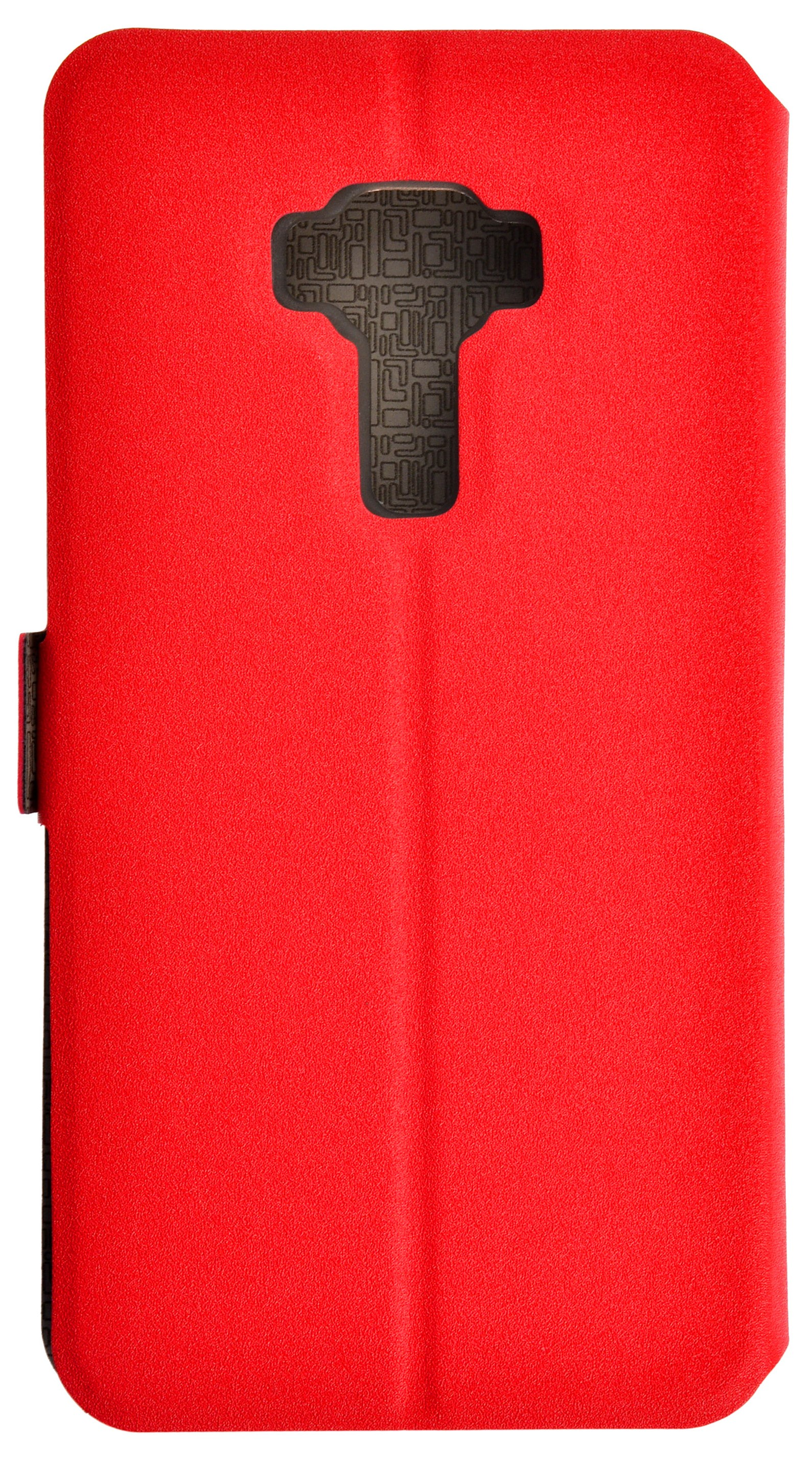 цена на Чехол для сотового телефона PRIME Book, 4630042522374, красный