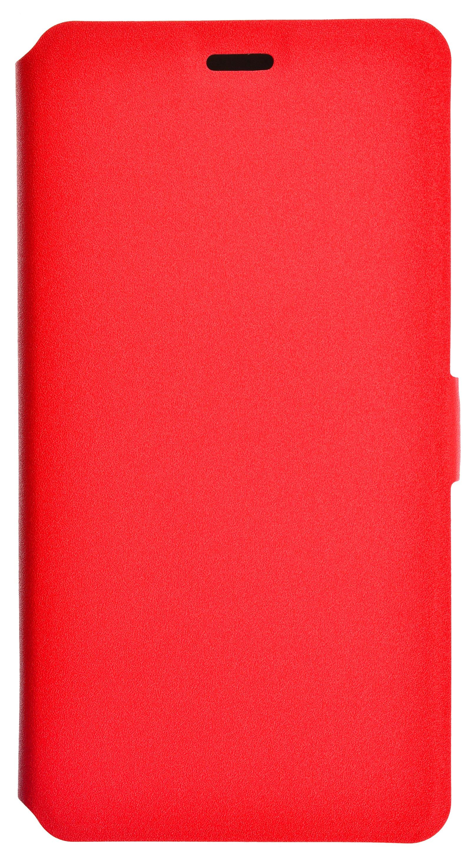 Чехол для сотового телефона PRIME book Book, 4630042523593, красный чехол для сотового телефона prime book 4630042523708 красный
