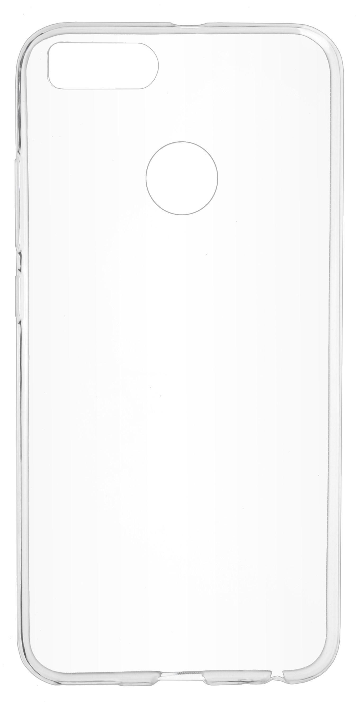 Чехол для сотового телефона skinBOX Slim Silicone, 4660041409390, прозрачный цены онлайн