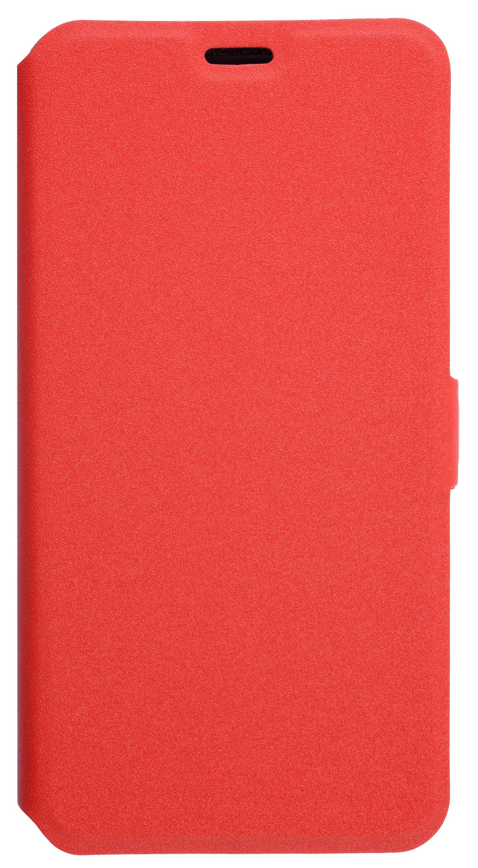 Чехол для сотового телефона PRIME Book, 4630042523692, красный чехол для сотового телефона prime book 4630042523708 красный
