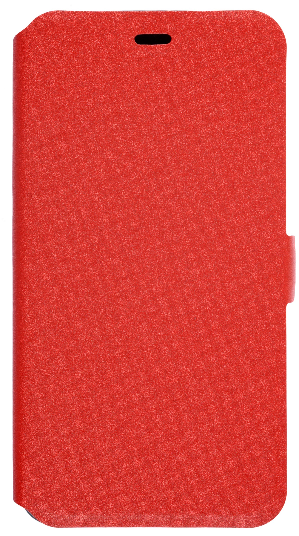 Чехол для сотового телефона PRIME Book, 4630042523807, красный чехол для сотового телефона prime book 4630042523708 красный
