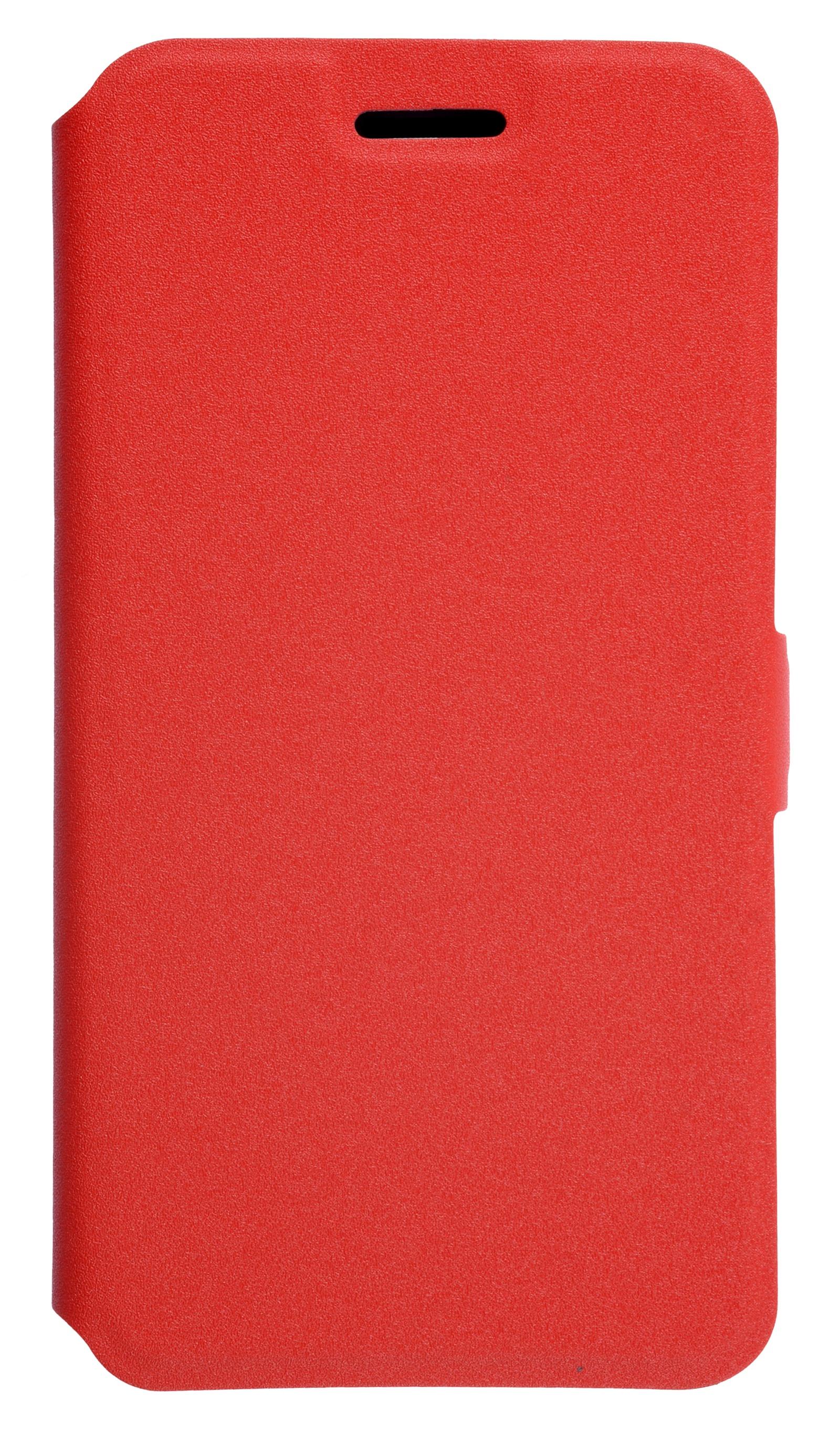 Чехол для сотового телефона PRIME Book, 4660041408744, красный чехол для сотового телефона prime book 4630042523708 красный