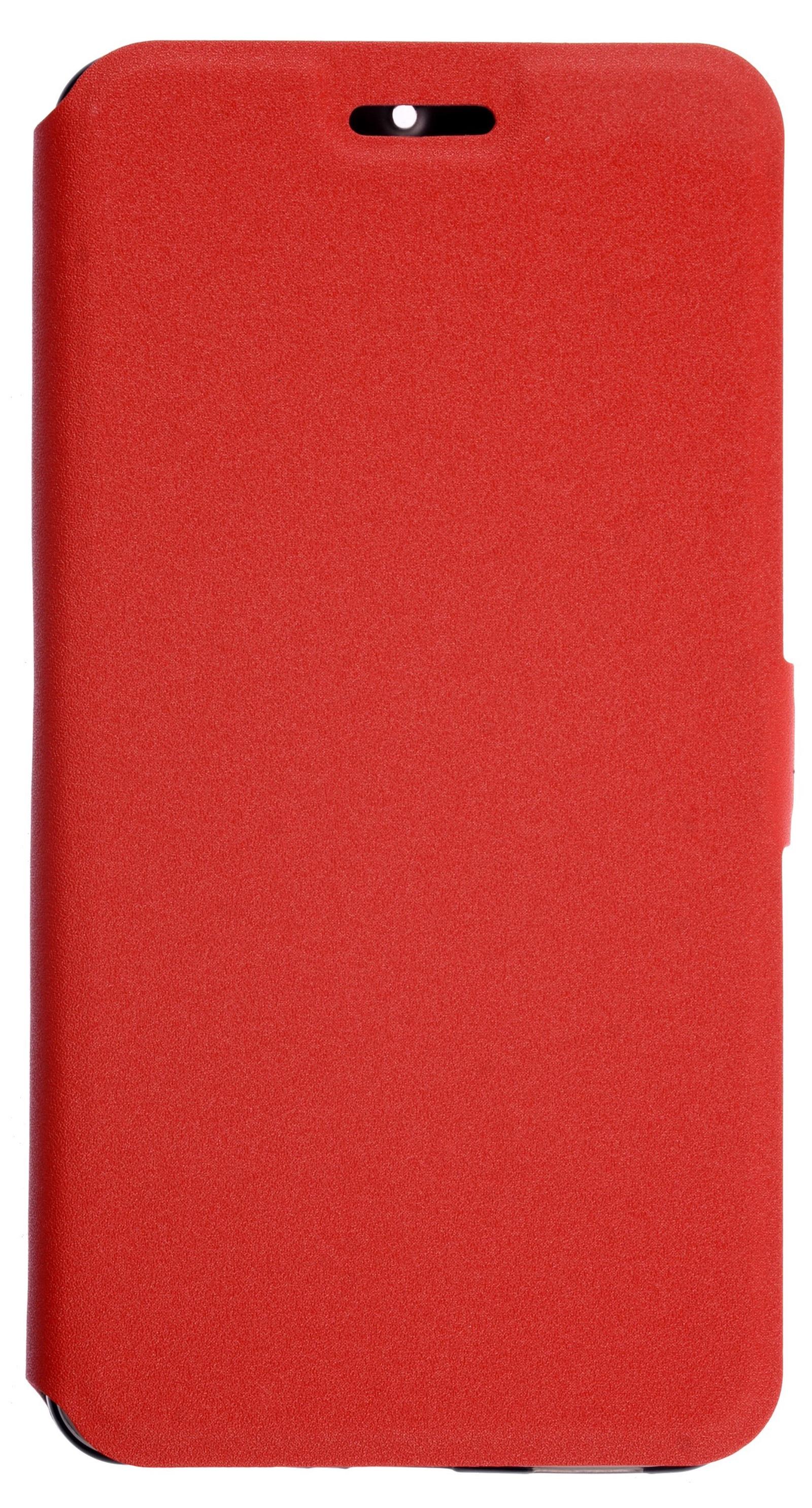 Чехол для сотового телефона PRIME Book, 4660041408942, красный чехол для сотового телефона prime book 4630042523708 красный