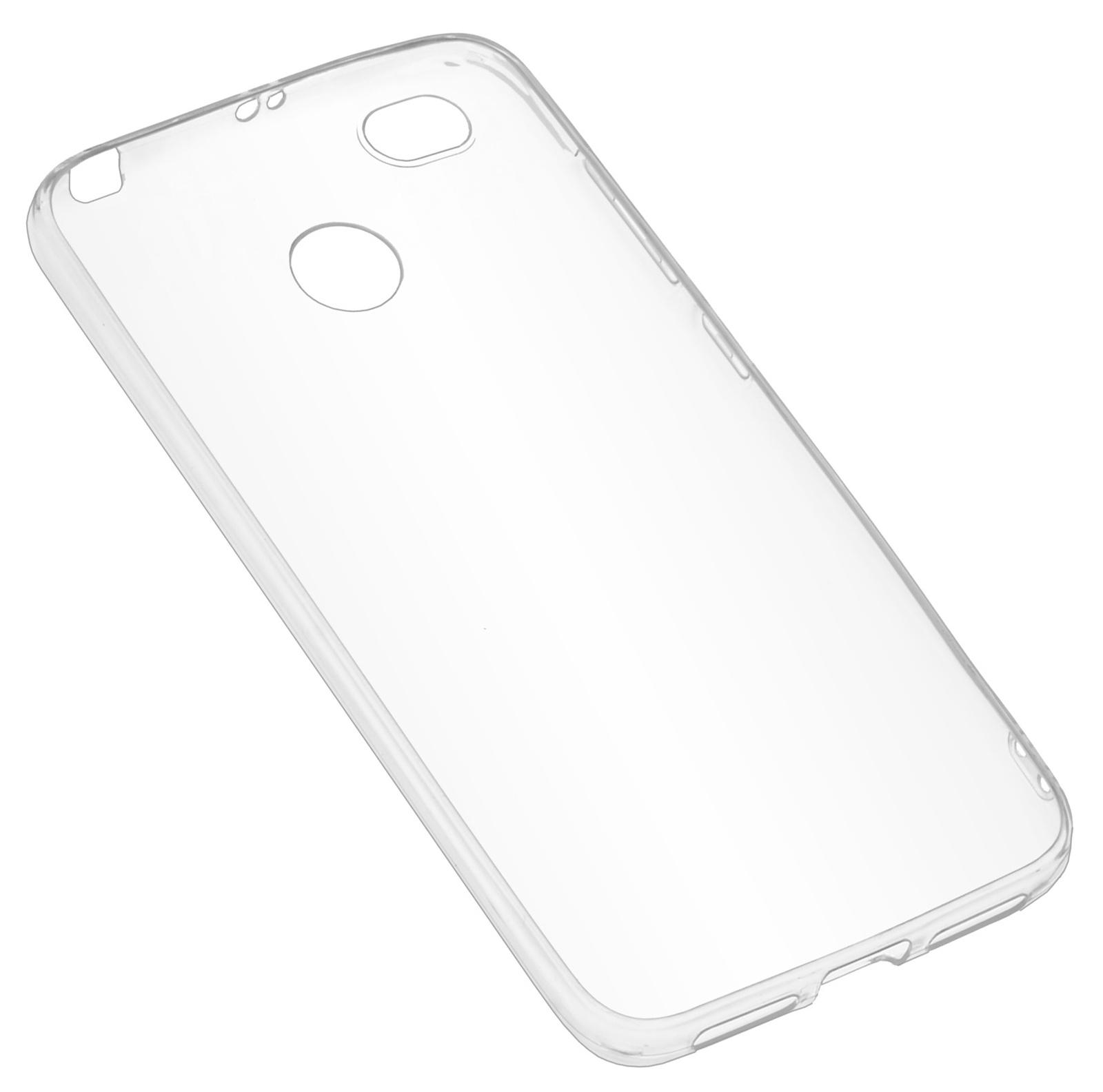 Чехол для сотового телефона skinBOX Slim Silicone, 4660041408713, прозрачный цена и фото