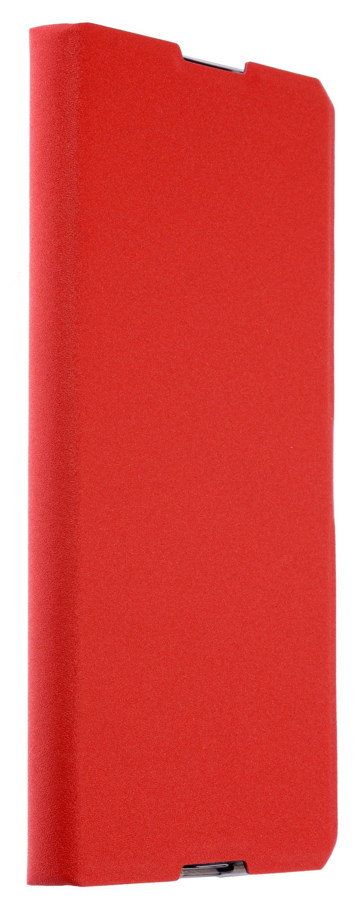 цена на Чехол для сотового телефона PRIME Book, 4630042523708, красный