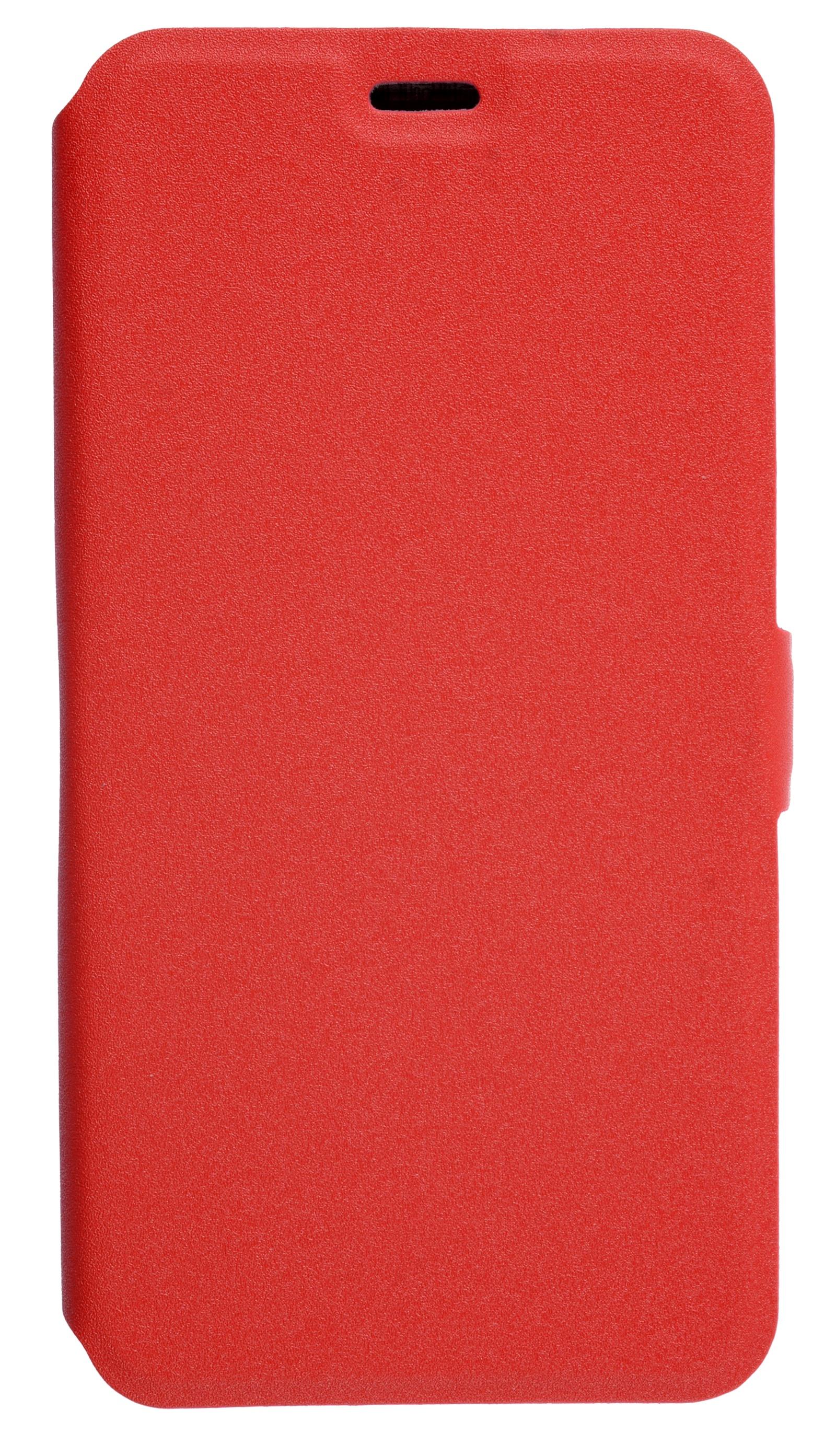 Чехол для сотового телефона PRIME Book, 4630042523678, красный чехол для сотового телефона prime book 4630042523708 красный