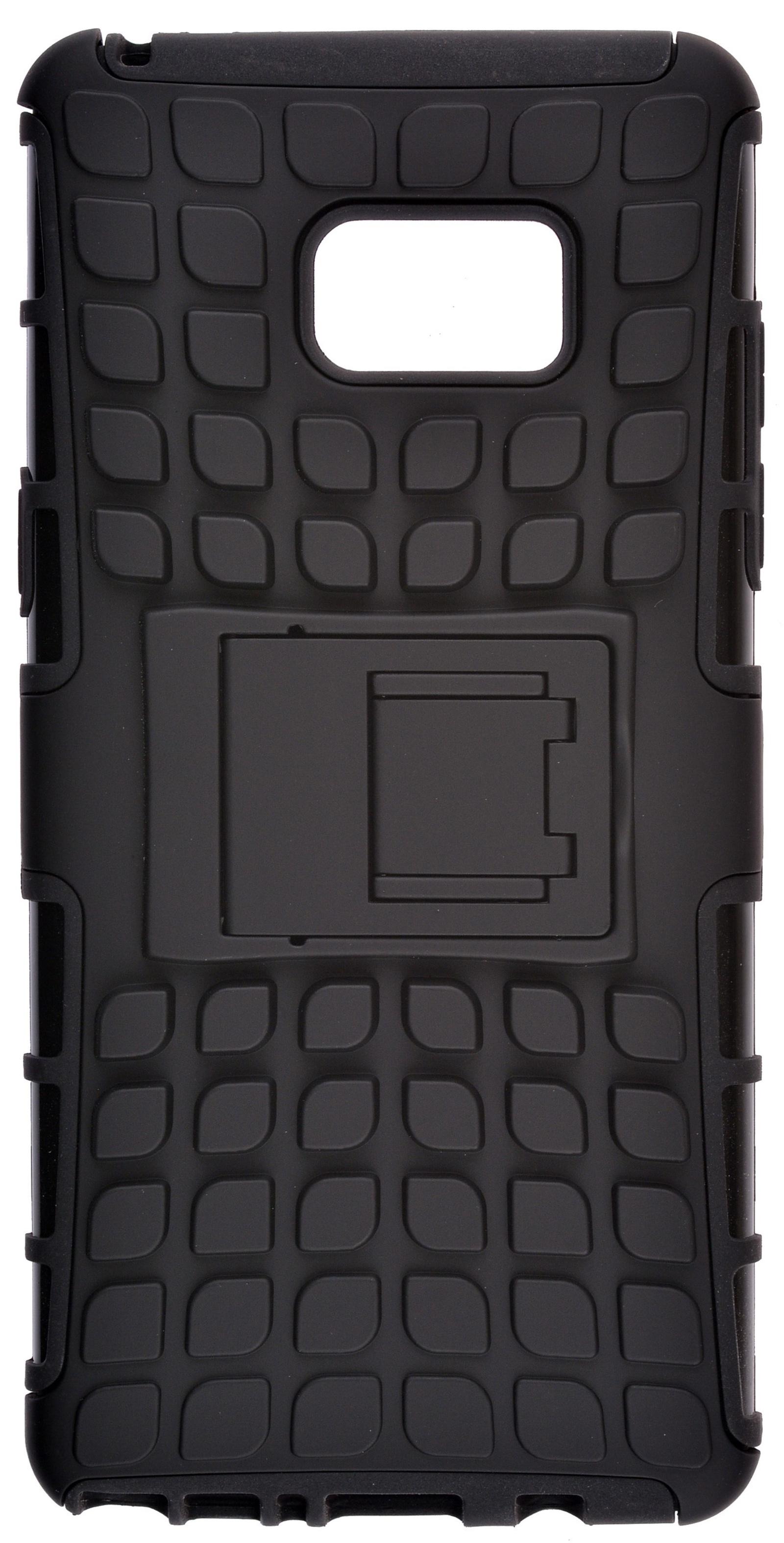 Чехол для сотового телефона skinBOX Defender, 4630042523951, черный skinbox flip case чехол для samsung galaxy y black