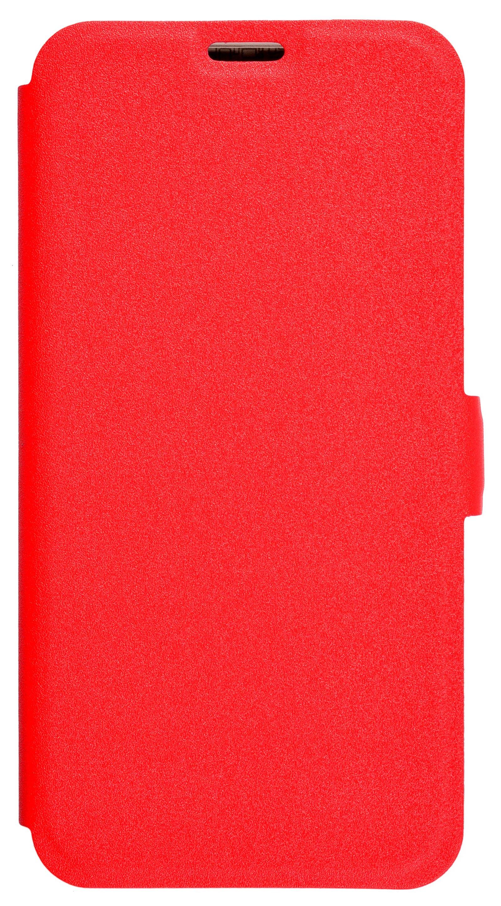 Чехол для сотового телефона PRIME Book, 4630042523661, красный чехол для сотового телефона prime book 4630042523708 красный
