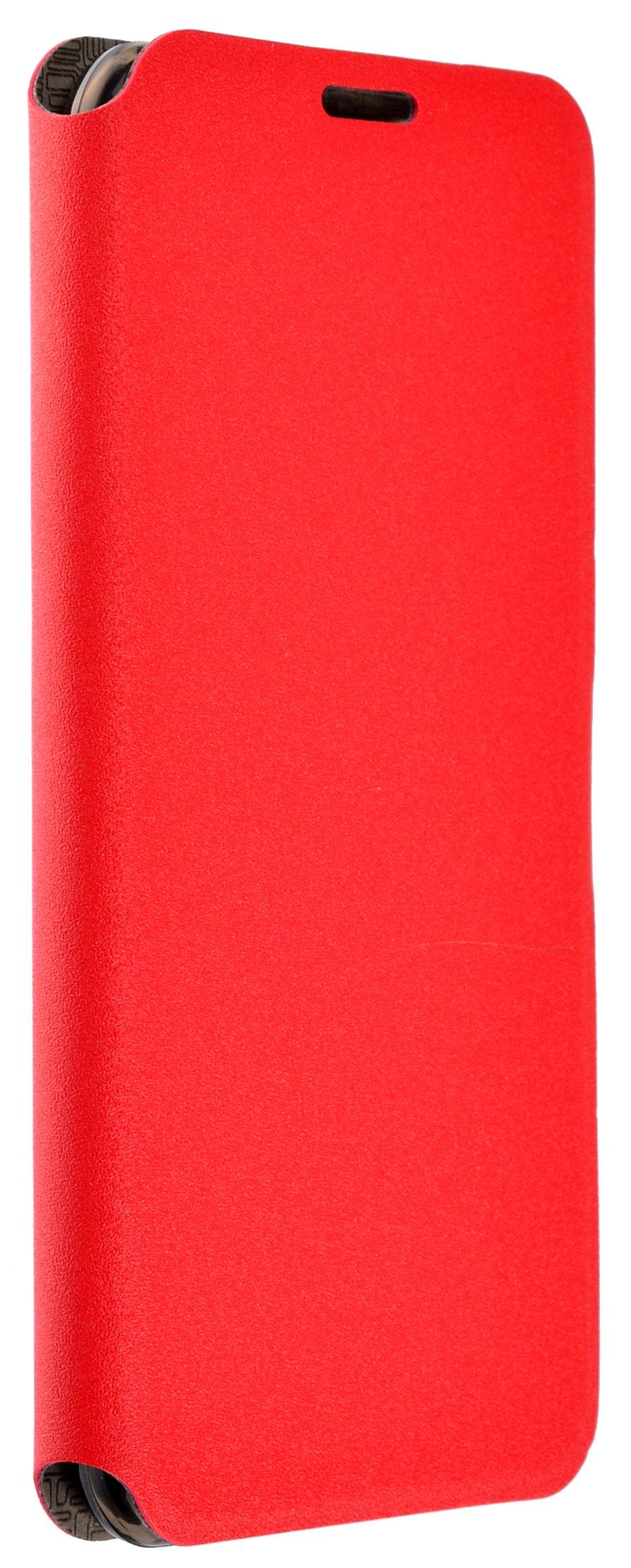 Чехол для сотового телефона PRIME Book, 4630042523609, красный чехол для сотового телефона prime book 4630042523708 красный