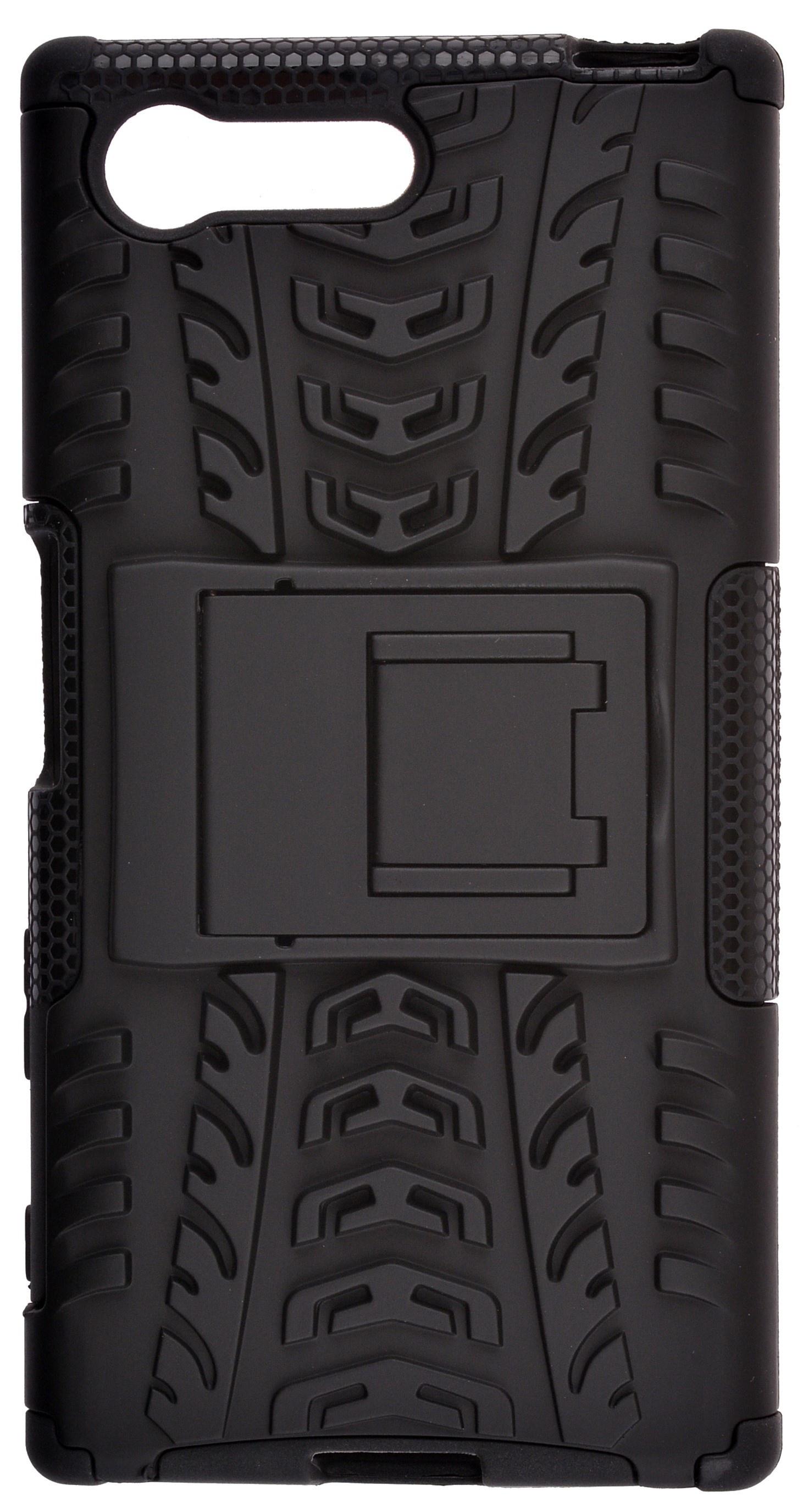 Чехол для сотового телефона skinBOX Defender, 4630042523920, черный все цены