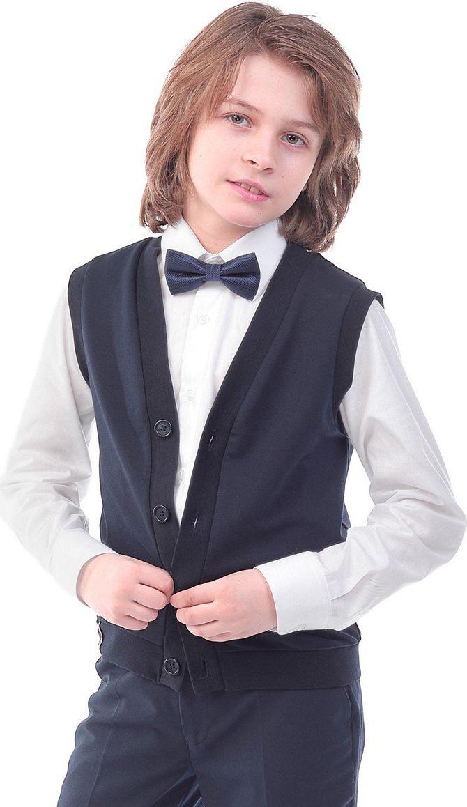 Фото - Жилет Nota Bene жилет для мальчика nota bene цвет темно серый 181150201 51 размер 152