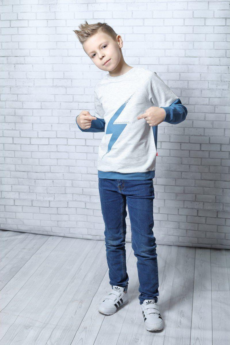Свитшот Nota Bene свитшот для мальчика nota bene цвет хаки н9141201з 16 размер 152 158