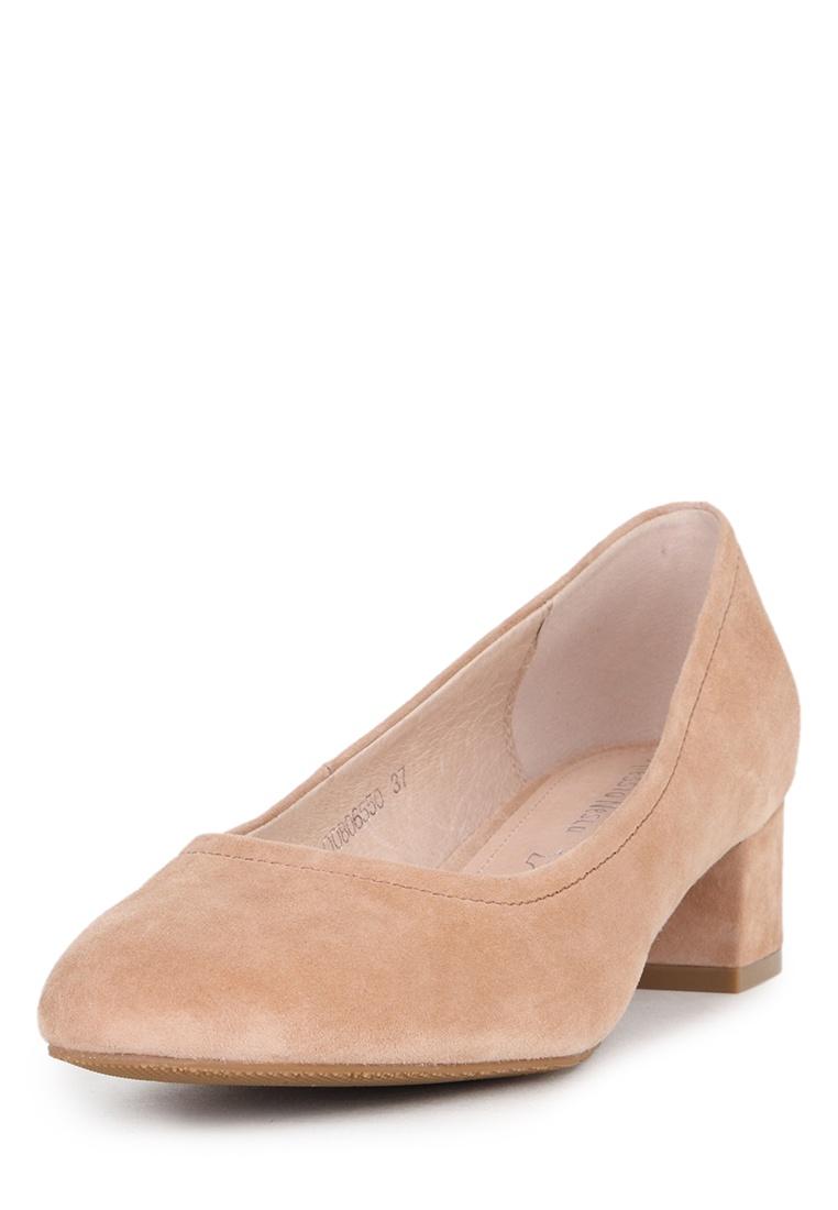 Туфли Alessio Nesca 00806550-37, бежевый 37 размер00806550-37Туфли женские
