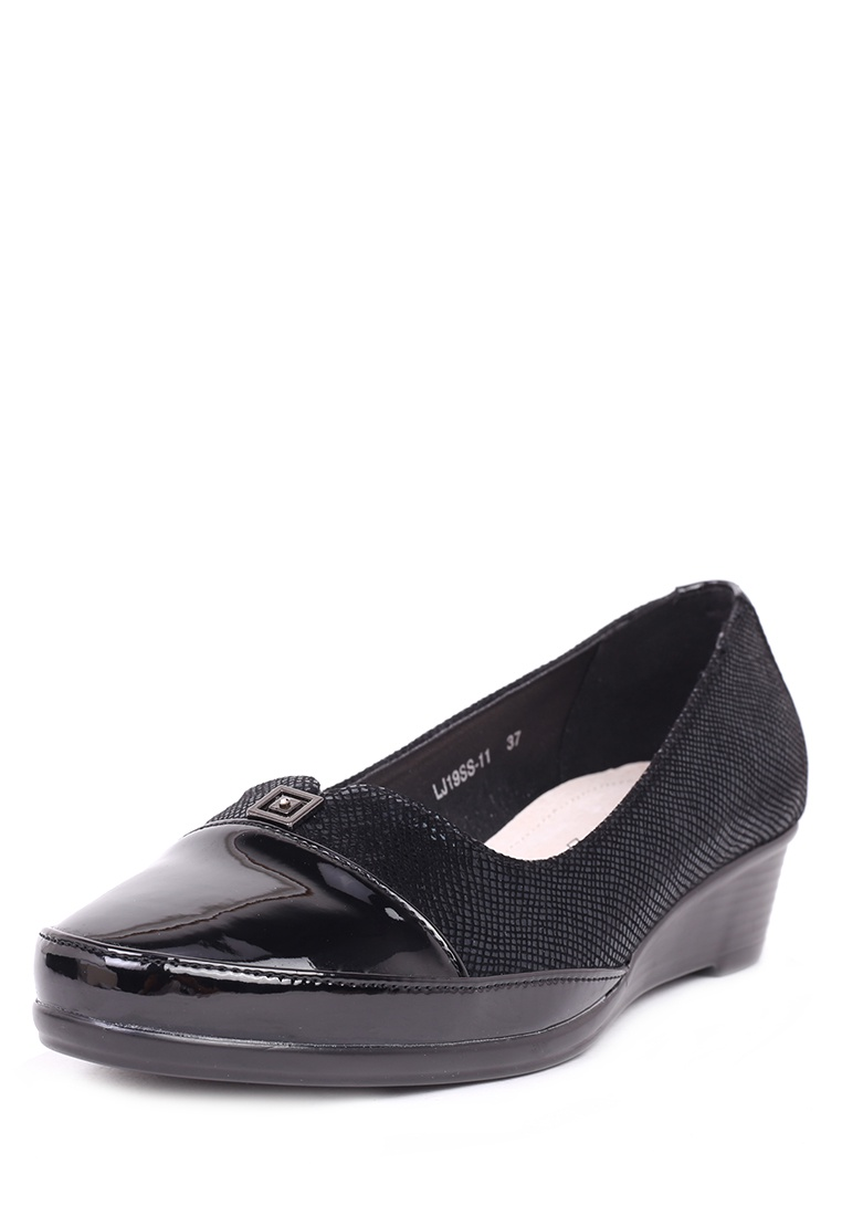Туфли T.TACCARDI 008062T0-38, черный 38 размер008062T0-38Туфли женские