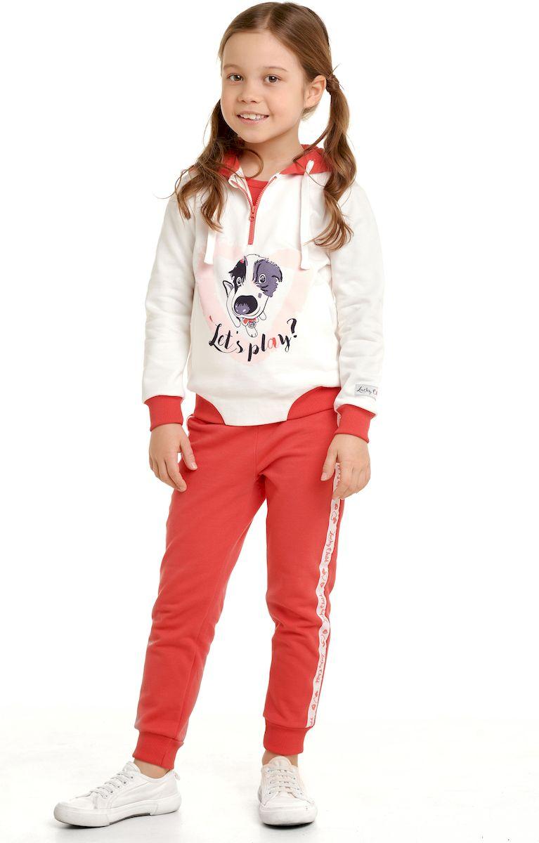 Спортивный костюм Lucky Child домашние костюмы wonderkids теплый костюм