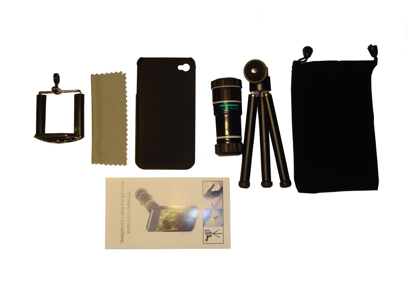 Теле зум объектив GZ FULIDER Commodity CO., LTD Zoom telephoto батарея для мобильных телефонов utop hk 10 iphone 3gs page 2