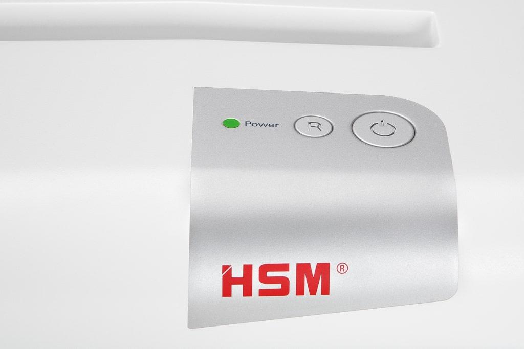 Уничтожитель документов HSM Shredstar S5-6. 0 WHITE HSM