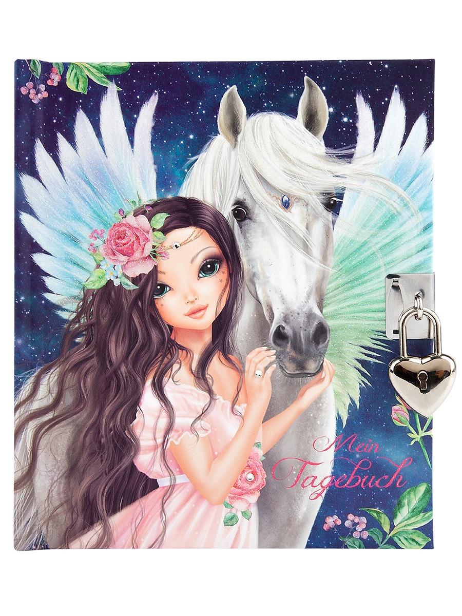 купить Дневник личный Depesche TOPModel Fantasy на замочке (048182/008182), 96 по цене 1215 рублей