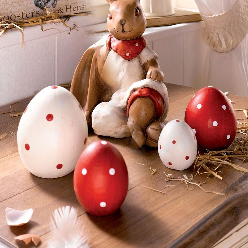 """Фигурка праздничная ХИТ - декор """"Пасхальные яйца"""", 05513, 05513"""