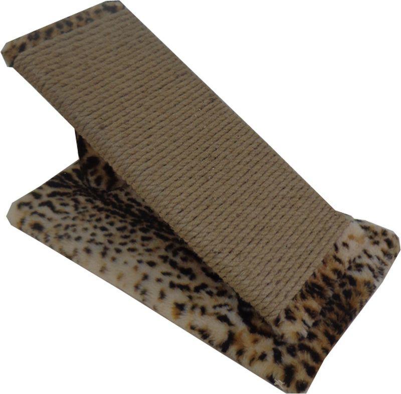 Когтеточка для котят Меридиан Горка, К 103 Б, барс, 45 x 25 x 22 см опустошитель 22 хронос