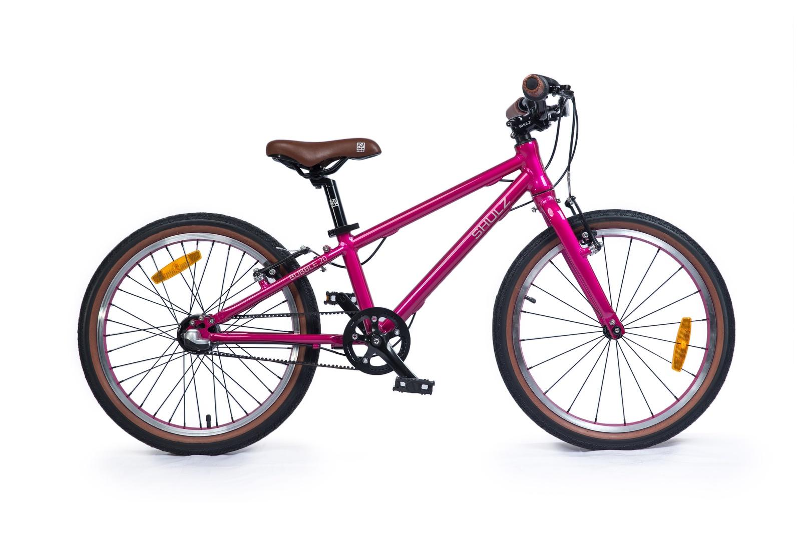 Велосипед Shulz Bubble 20, фуксия