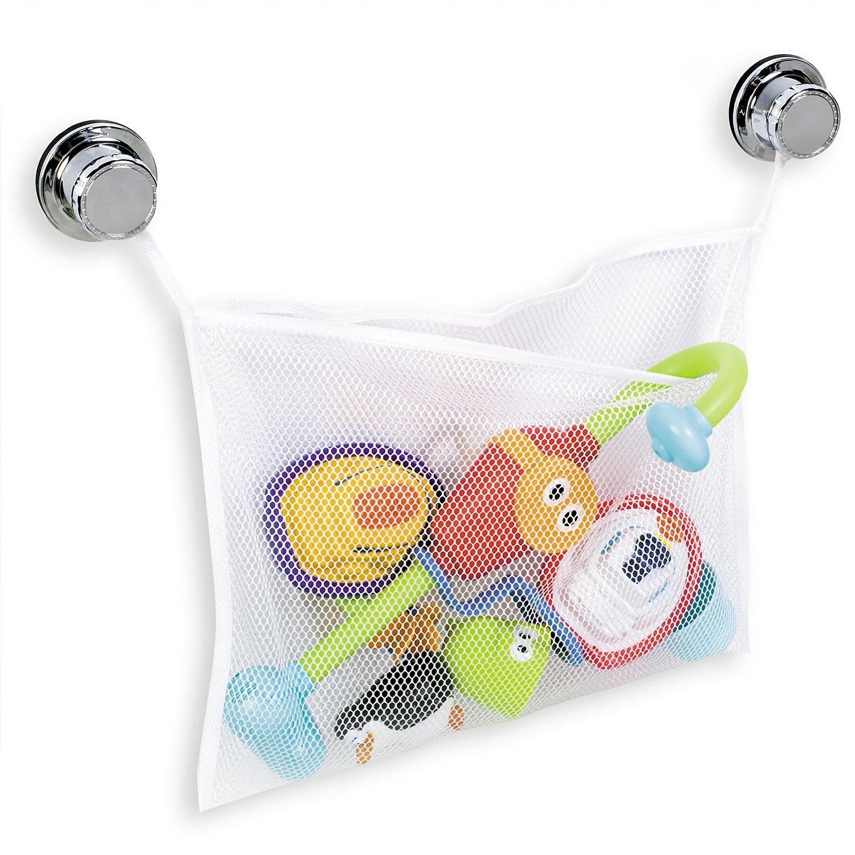 Мешок для игрушек Tatkraft VACUUM SCREW TEDDY Мешок-Сетка для игрушек, 10840, Нейлон, Пластик